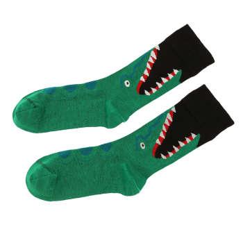جوراب مردانه سان مدل Alligator