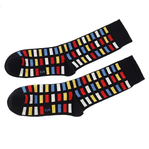 جوراب مردانه سان طرح Pastill