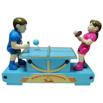 اسباب بازی کوکی طرح پینگ پنگ مدل Word Championship کد 8901 |