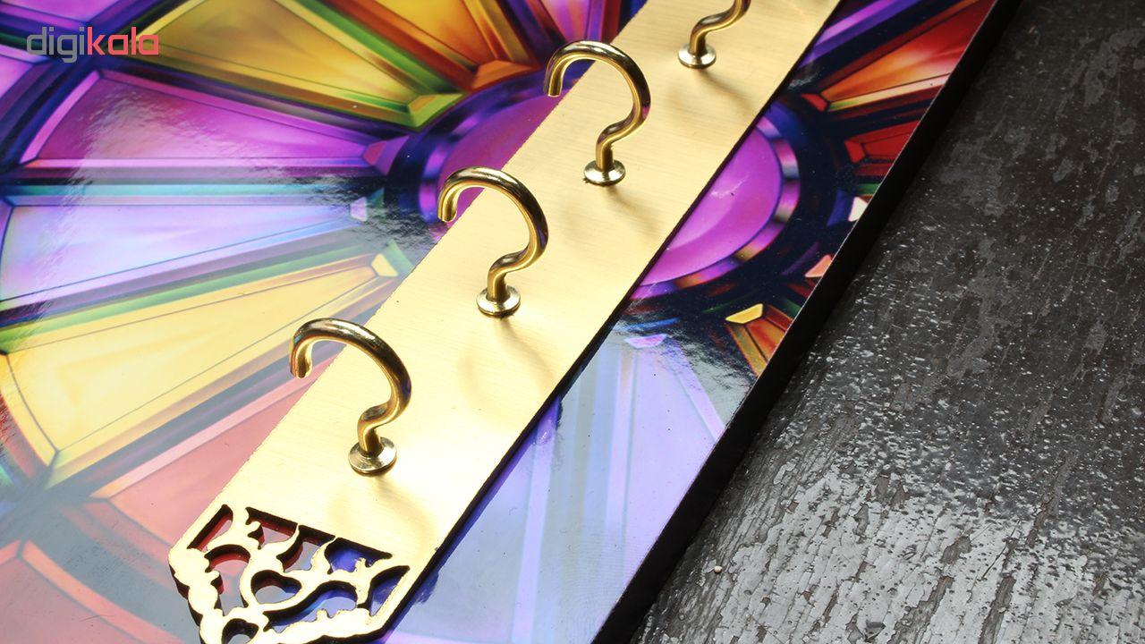 خرید                      جا کلیدی تهران جی اف ایکس مدل JK500