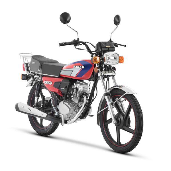 موتور سیکلت سحر مدل 125 هندلی