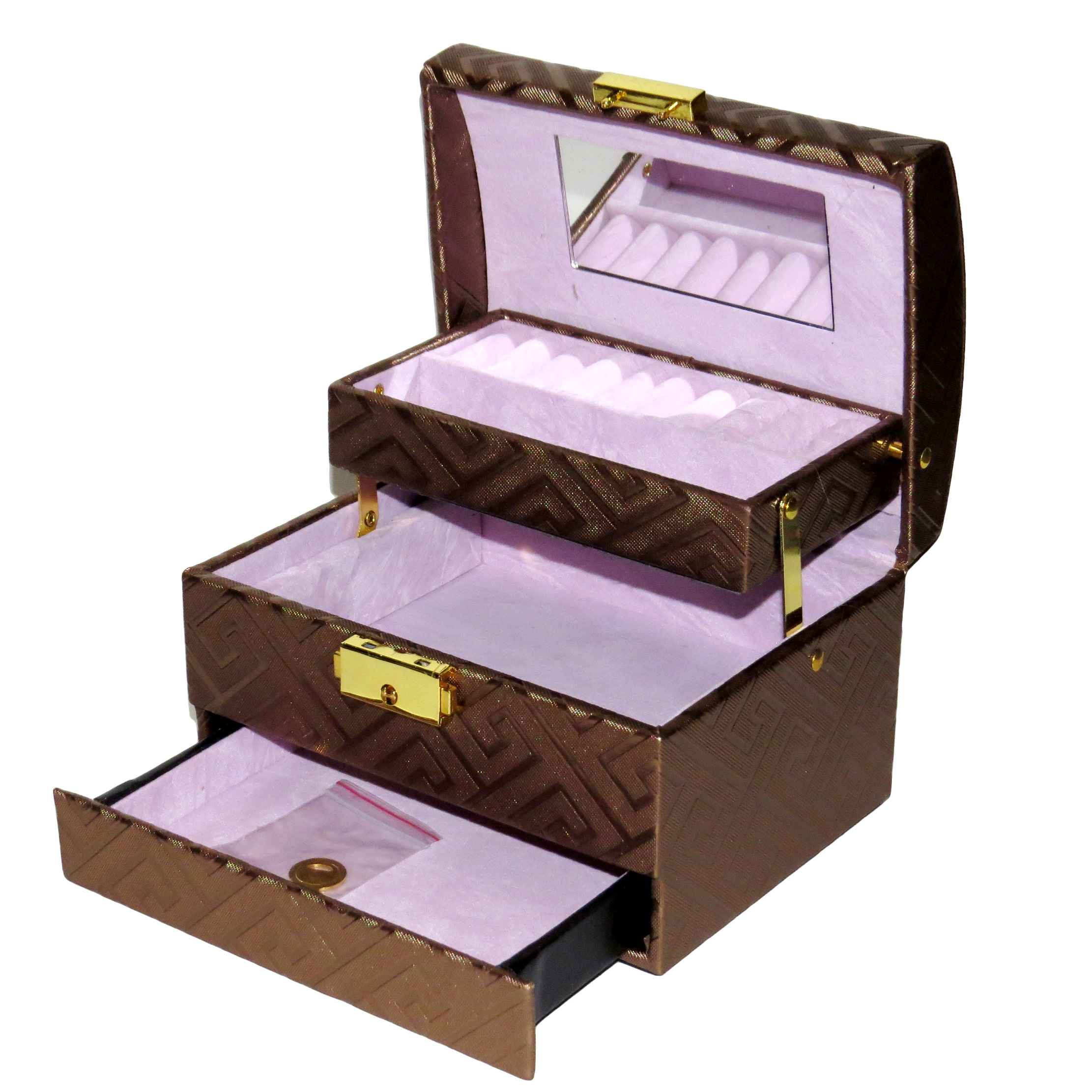 جعبه جواهرات کد S02