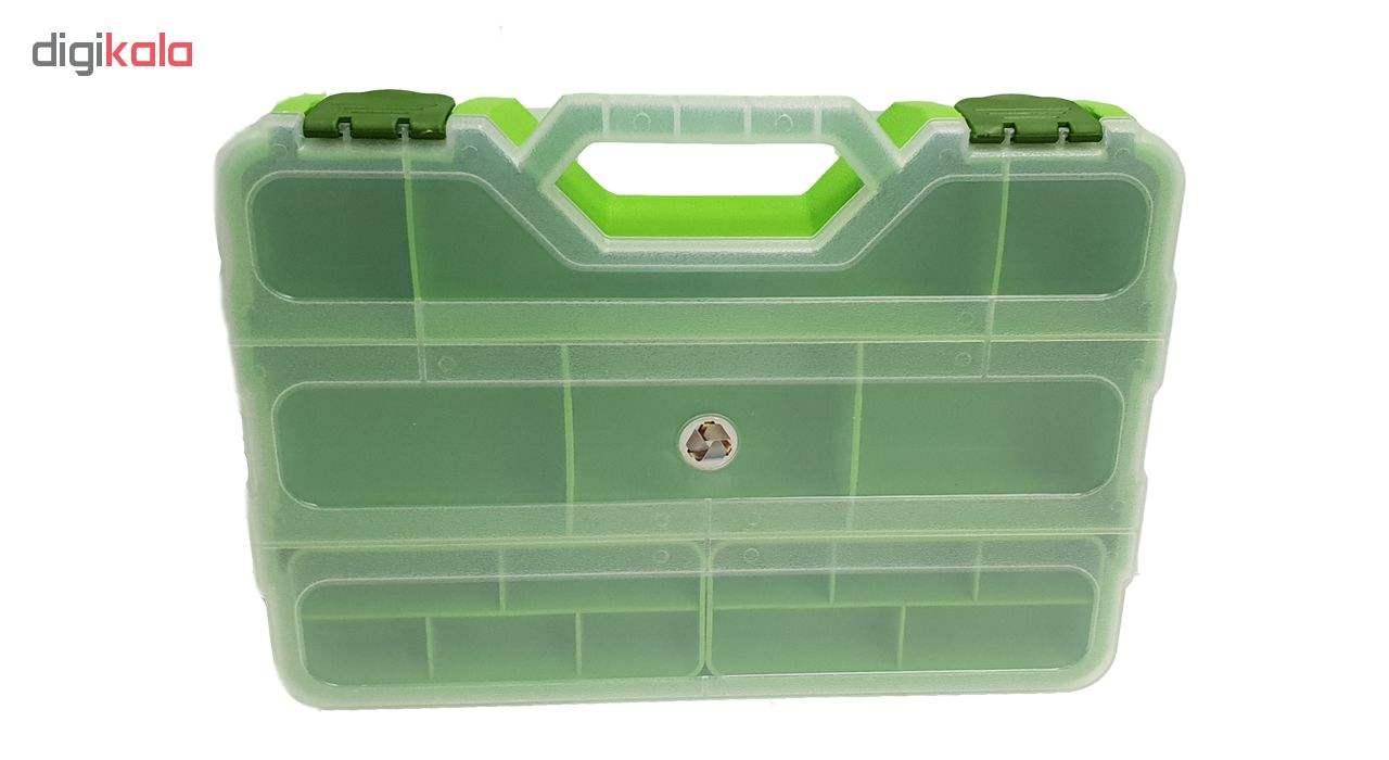 جعبه ابزار 21 محفظه مدل E10 main 1 1