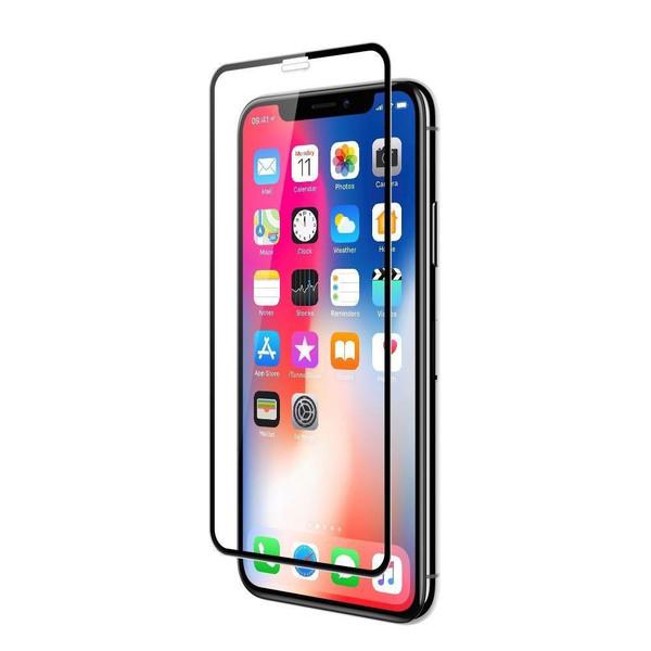 محافظ صفحه نمایش تمام چسب رمو مدل ip-x مناسب برای گوشی اپل iPhone X/10