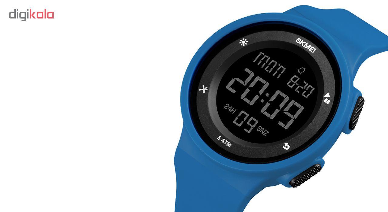 ساعت مچی دیجیتالی اسکمی مدل 1445A