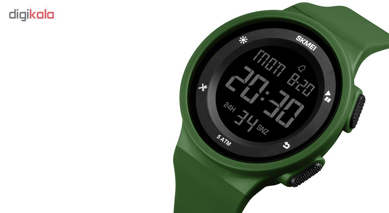 ساعت مچی دیجیتالی اسکمی مدل 1445G
