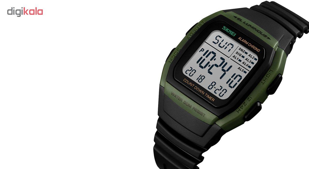ساعت مچی دیجیتالی اسکمی مدل 1278G