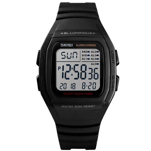 ساعت مچی دیجیتالی اسکمی مدل 1278M
