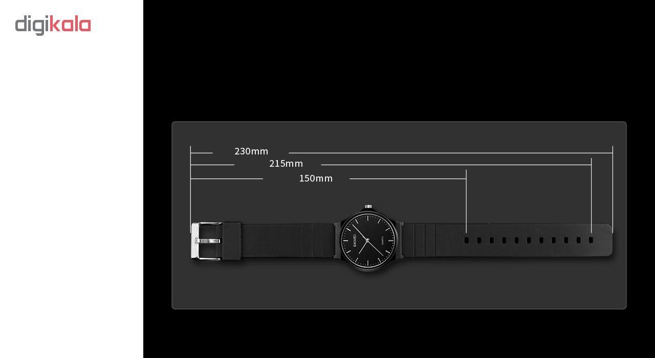 ساعت مچی عقربه ای زنانه اسکمی مدل 1419M