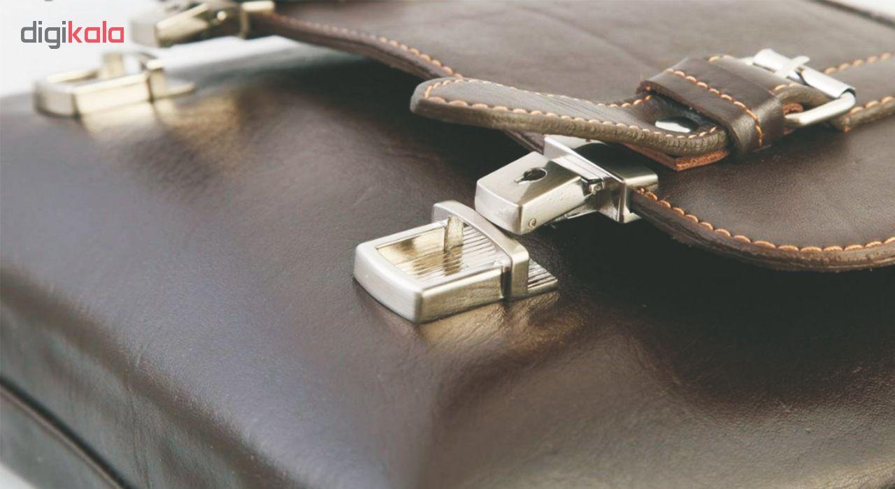 کیف رودوشی اداری ماندگار مدل H -2