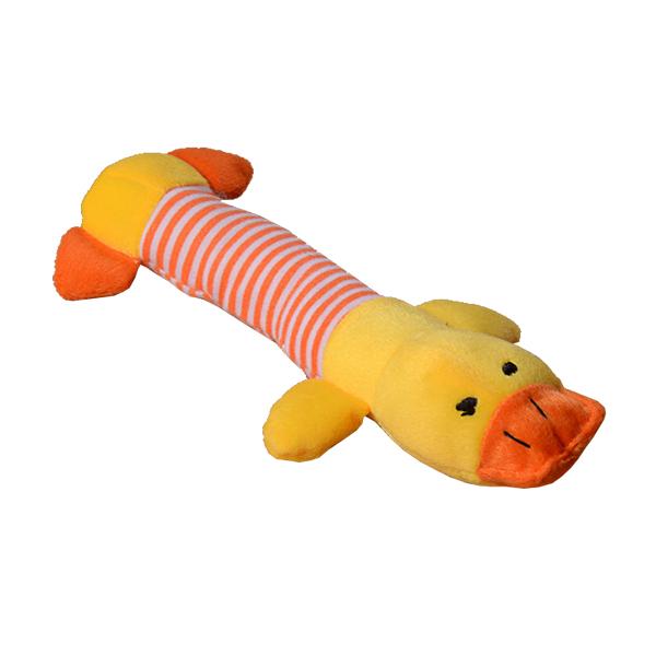 اسباب بازی سگ مدل Plush 3 طول 27 سانتی متر