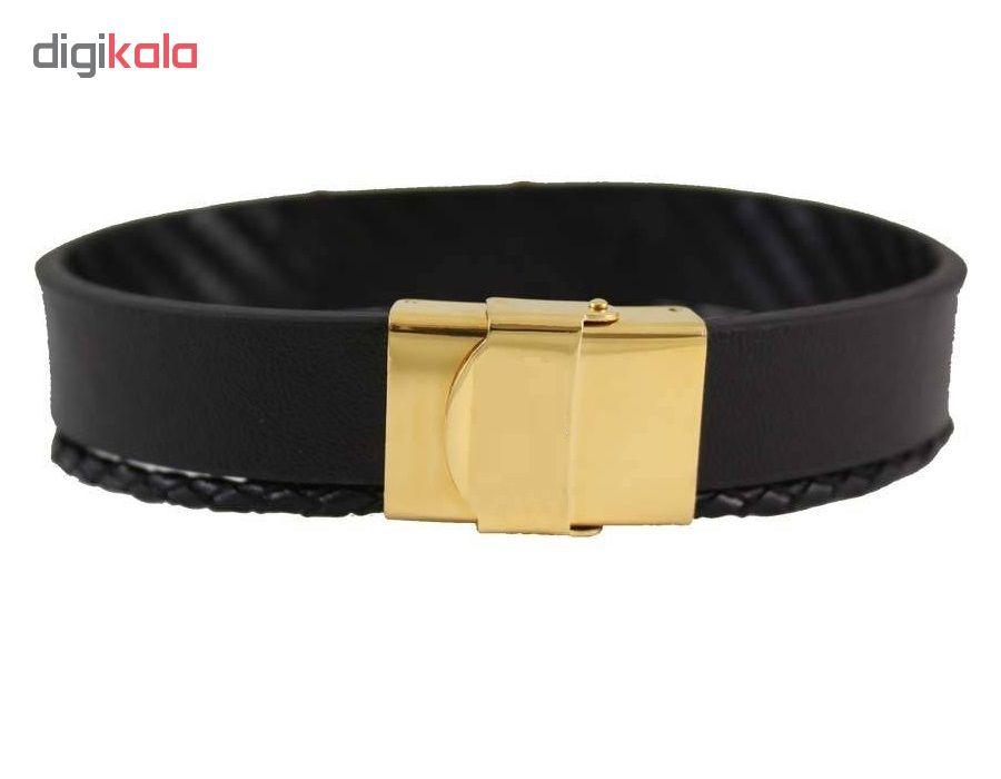 دستبند نقره طرح اسم نرگس کد 01