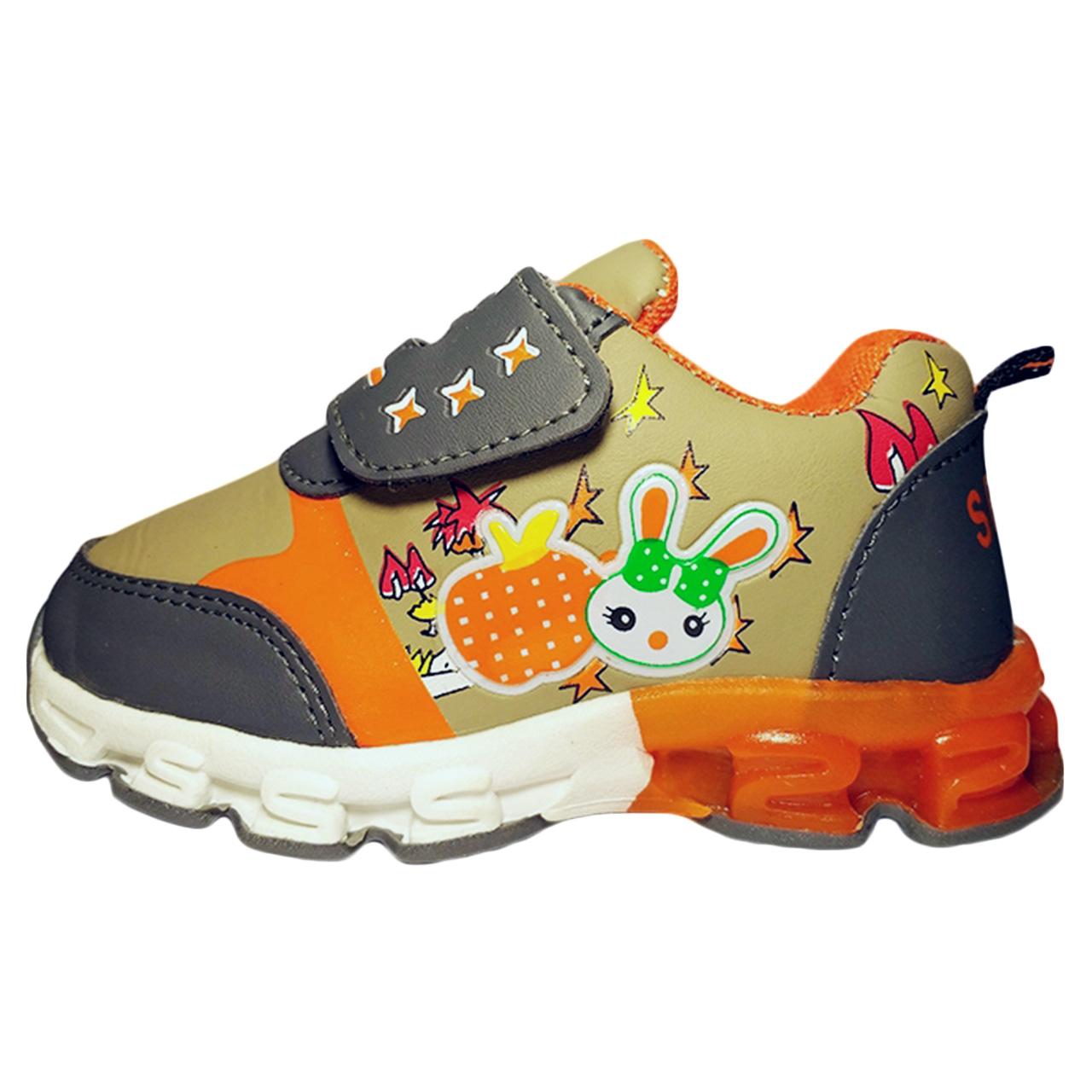 کفش بچه گانه مدل ORANGE_DS02