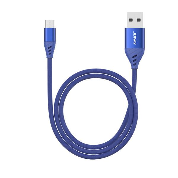 کابل تبدیل USB به microUSB جووی مدل LM30 طول 2 متر