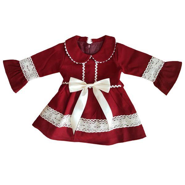 پیراهن دخترانه کد BC2123