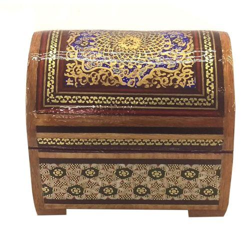 صندوقچه خاتم لوح هنر کد 1047