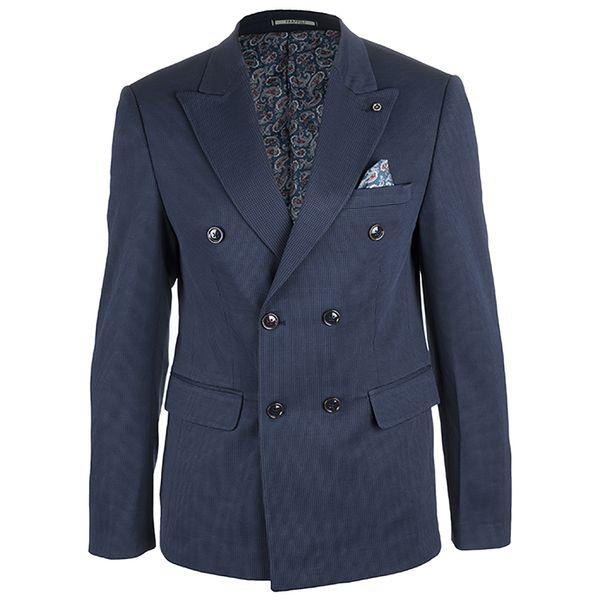 کت تک مردانه فراپولی مدل 57570-dark blue