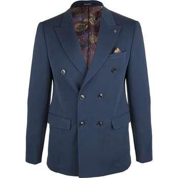 کت تک مردانه فراپولی مدل  61670-dark blue |