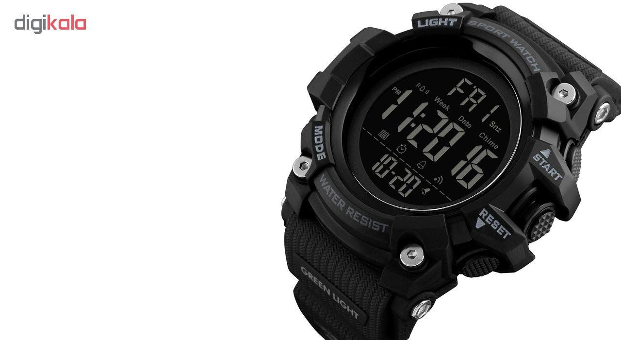 خرید ساعت مچی دیجیتال مردانه اسکمی مدل 1384M