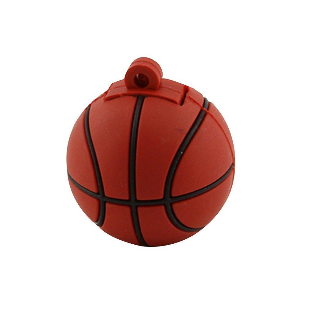 فلش مموری طرح توپ بسکتبال ULTITA-02 ظرفیت 8 گیگابایت