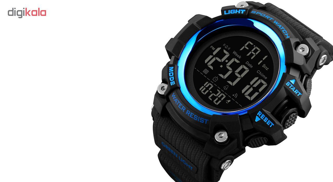 خرید ساعت مچی دیجیتال مردانه اسکمی مدل 1384A