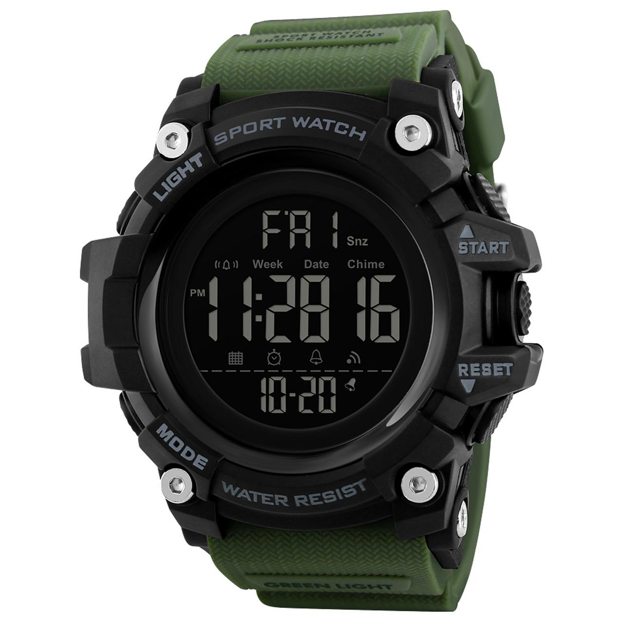 ساعت مچی دیجیتال مردانه اسکمی مدل 1384G