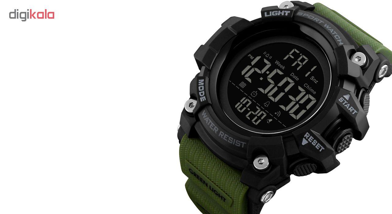 خرید ساعت مچی دیجیتال مردانه اسکمی مدل 1384G
