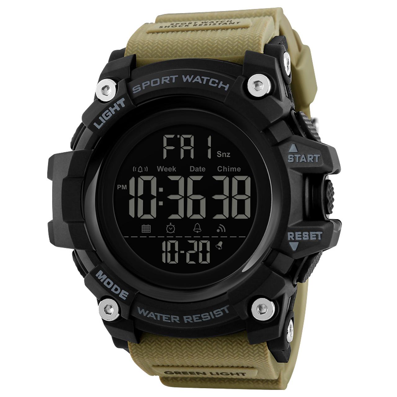 ساعت مچی دیجیتال مردانه اسکمی مدل 1384KH 13