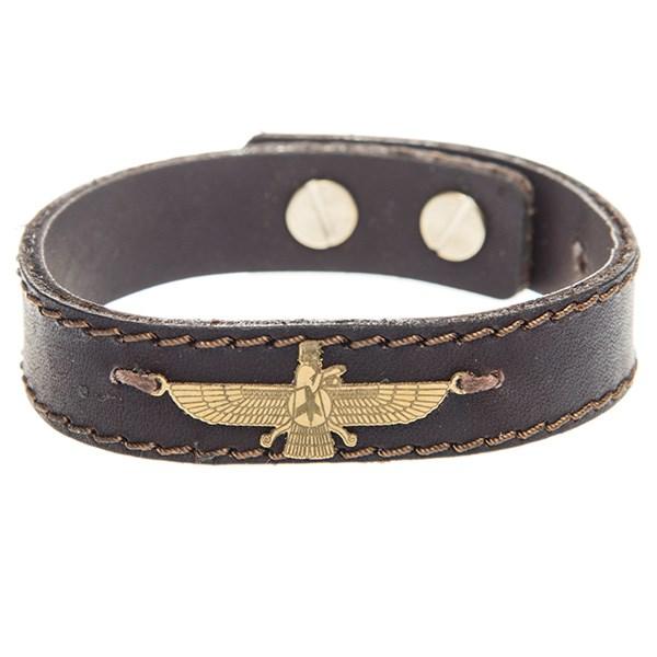 دستبند چرمی میو مدل BM01