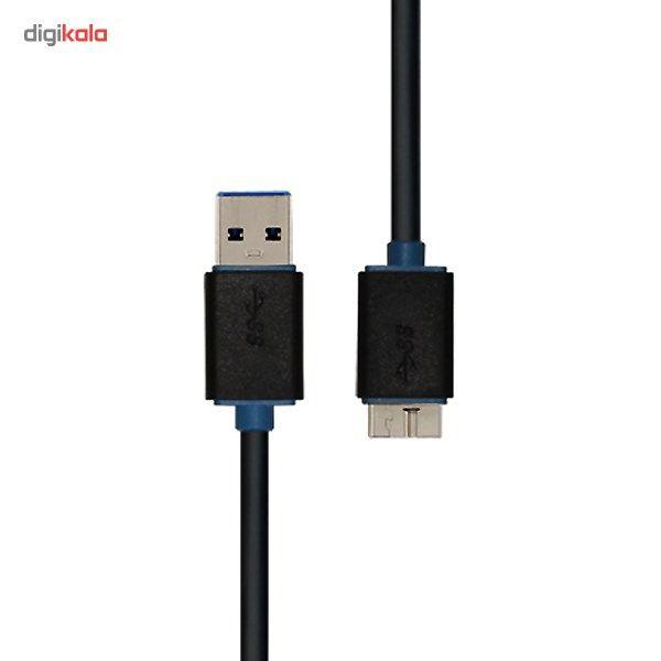 کابل تبدیل USB به microUSB پرولینک مدل PB458 طول 1.5 متر main 1 7