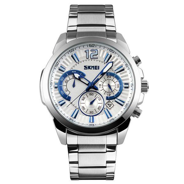 ساعت مچی عقربه ای مردانه اسکمی مدل 9108 کد 01