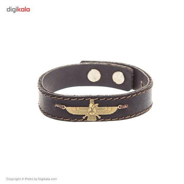 دستبند چرمی میو مدل BM01 -  - 1