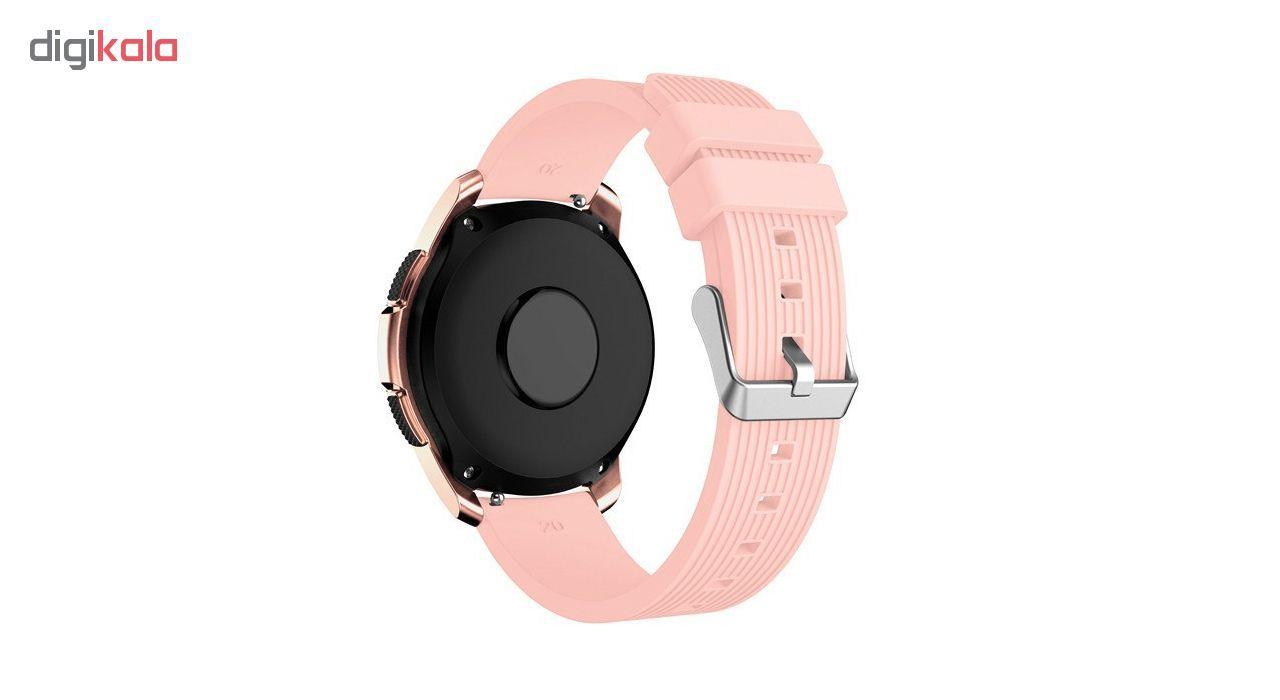 بند ساعت هوشمند مدل Fasion Style مناسب برای Galaxy Watch 46mm main 1 2
