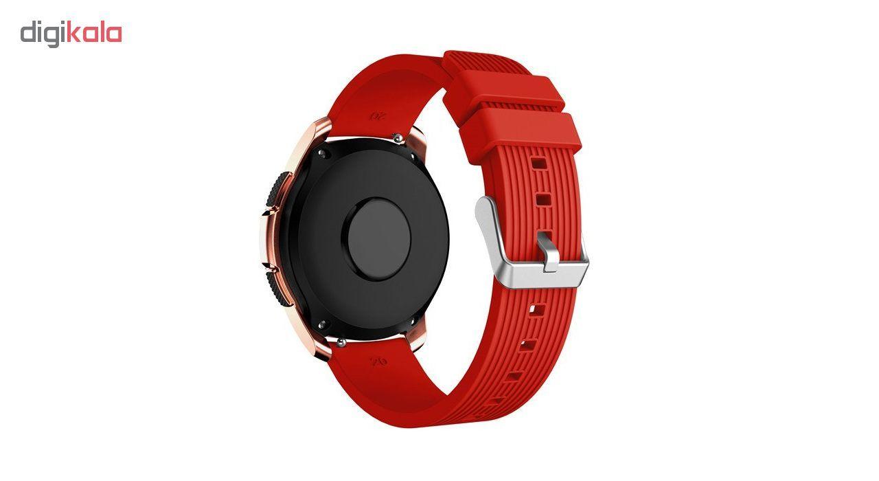 بند ساعت هوشمند مدل Fasion Style مناسب برای Galaxy Watch 46mm main 1 4