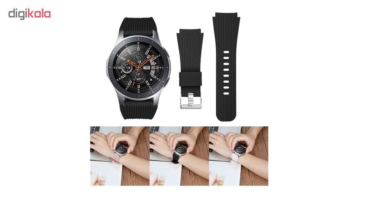 بند ساعت هوشمند مدل Fasion Style مناسب برای Galaxy Watch 46mm main 1 6