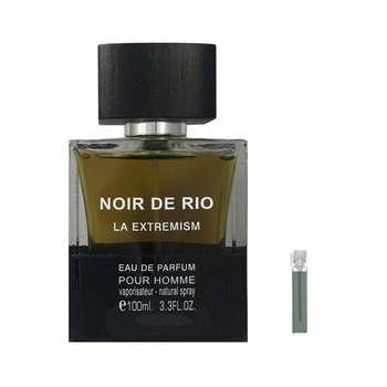 ادو پرفیوم مردانه ریو کالکشن مدل Rio Noir De Rio La Extremism حجم 100ml به همراه عطر جیبی