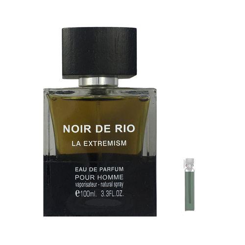 4dc349417 ادو پرفیوم مردانه ریو کالکشن مدل Rio Noir De Rio La Extremism حجم 100ml به  همراه