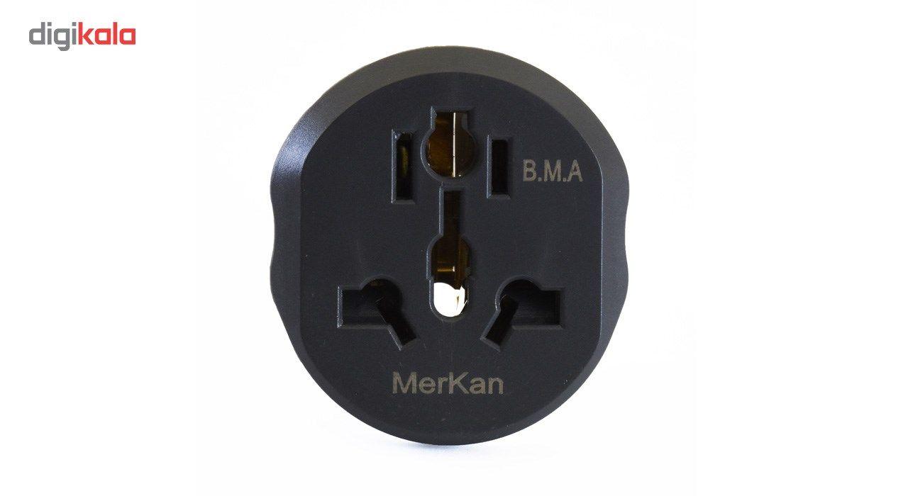 مبدل برق Merkan مدل KT-168 main 1 3
