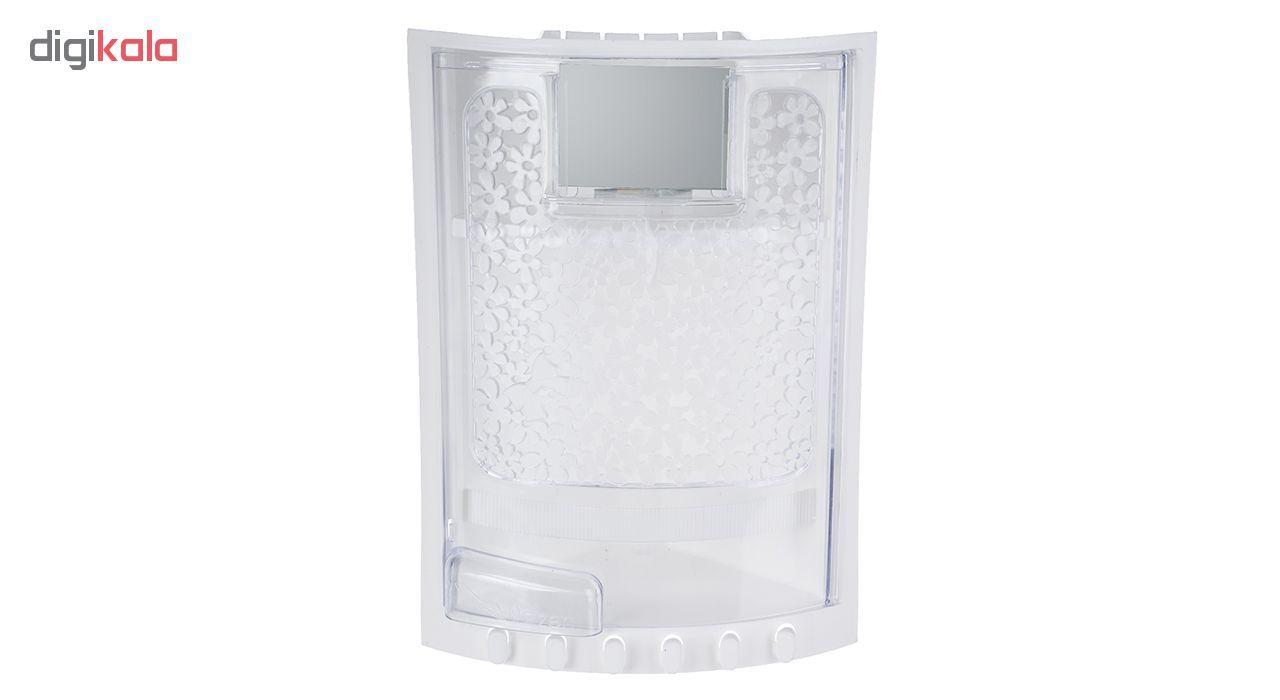 قفسه حمام بازن مدل Mirror main 1 2