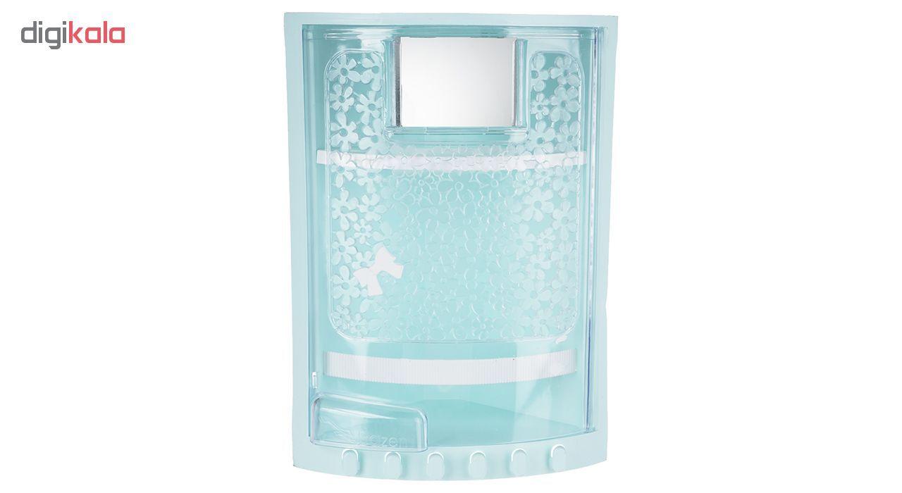 قفسه حمام بازن مدل Mirror main 1 1