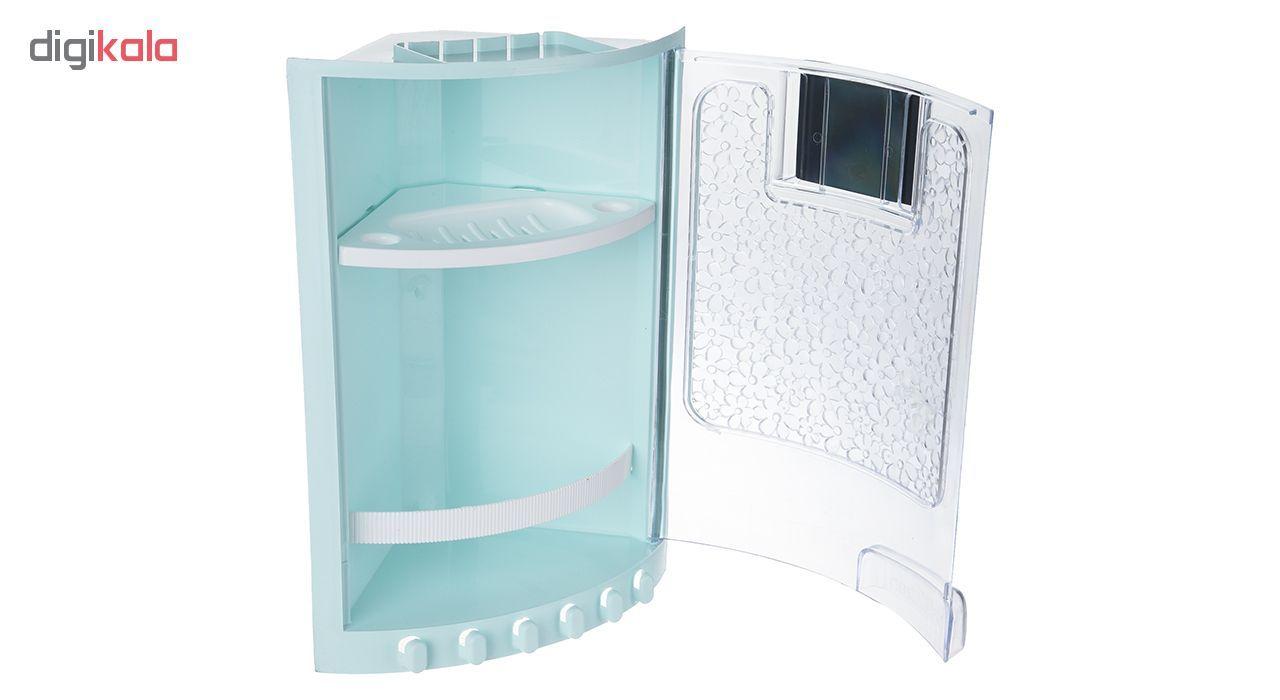 قفسه حمام بازن مدل Mirror main 1 3