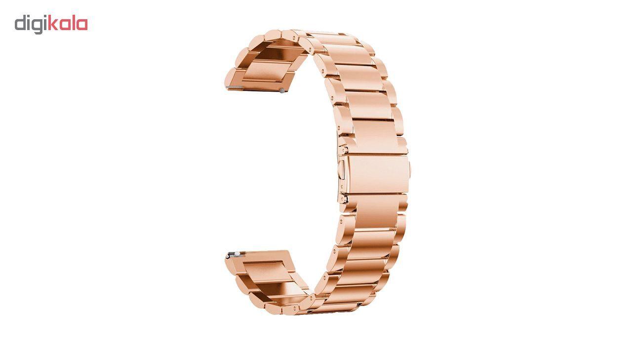 بند ساعت هوشمند مدل Bead3 مناسب برای ساعت هوشمند سامسونگ Galaxy Watch 46mm main 1 4