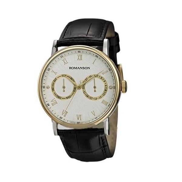 ساعت مچی عقربه ای مردانه رومانسون مدل TL1275BM1GA81G 43