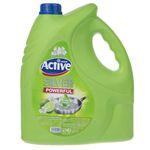 مایع ظرفشویی اکتیو مدل Lime and Flower مقدار 3750 گرم
