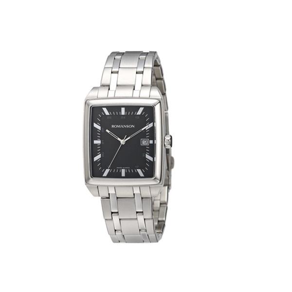 ساعت مچی عقربه ای مردانه رومانسون مدل TM3248MM1WA32W 13