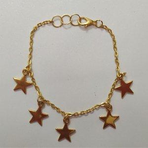 دستبند زنانه مدل ستاره کد HN1604