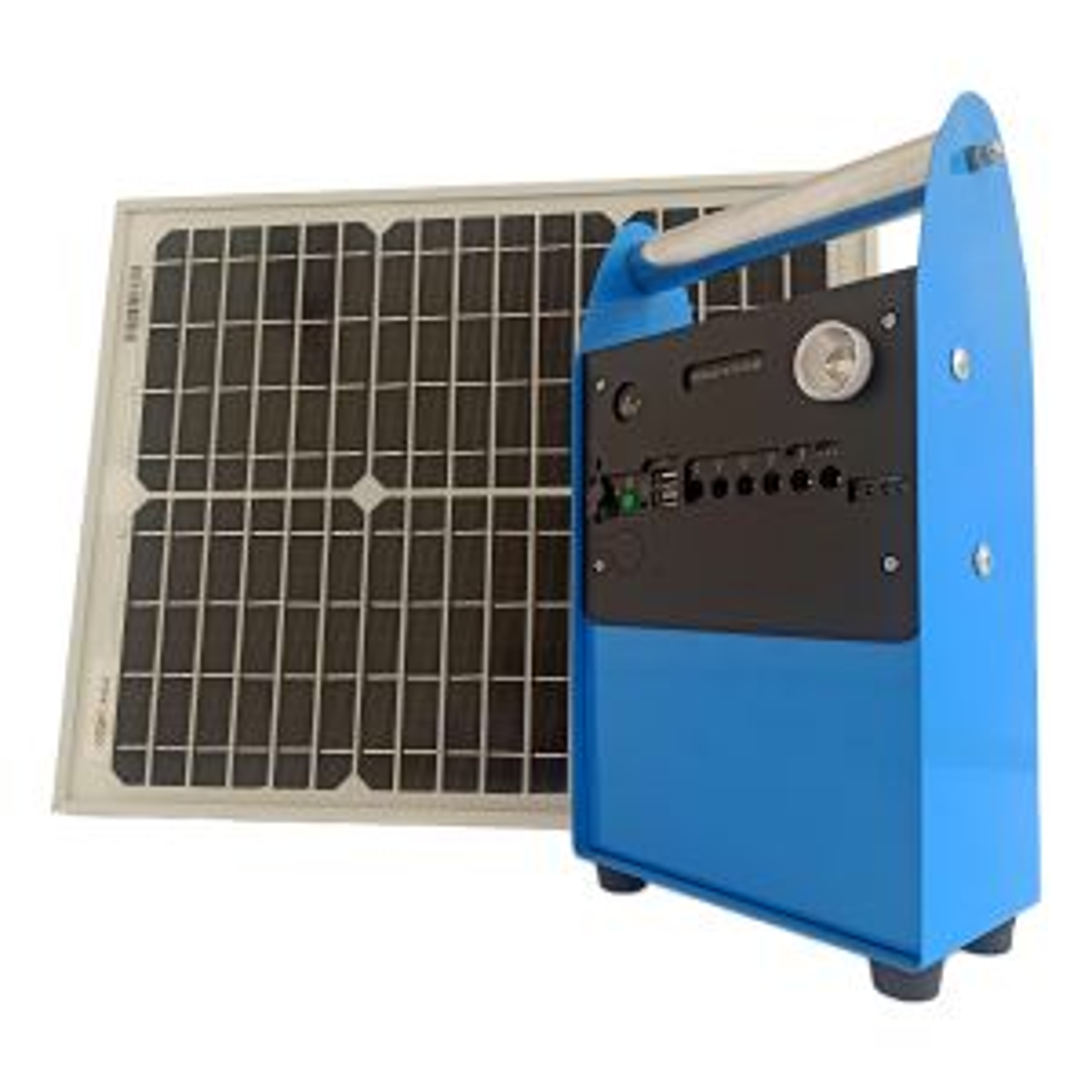 سیستم روشنایی خورشیدی رساما مدل 217