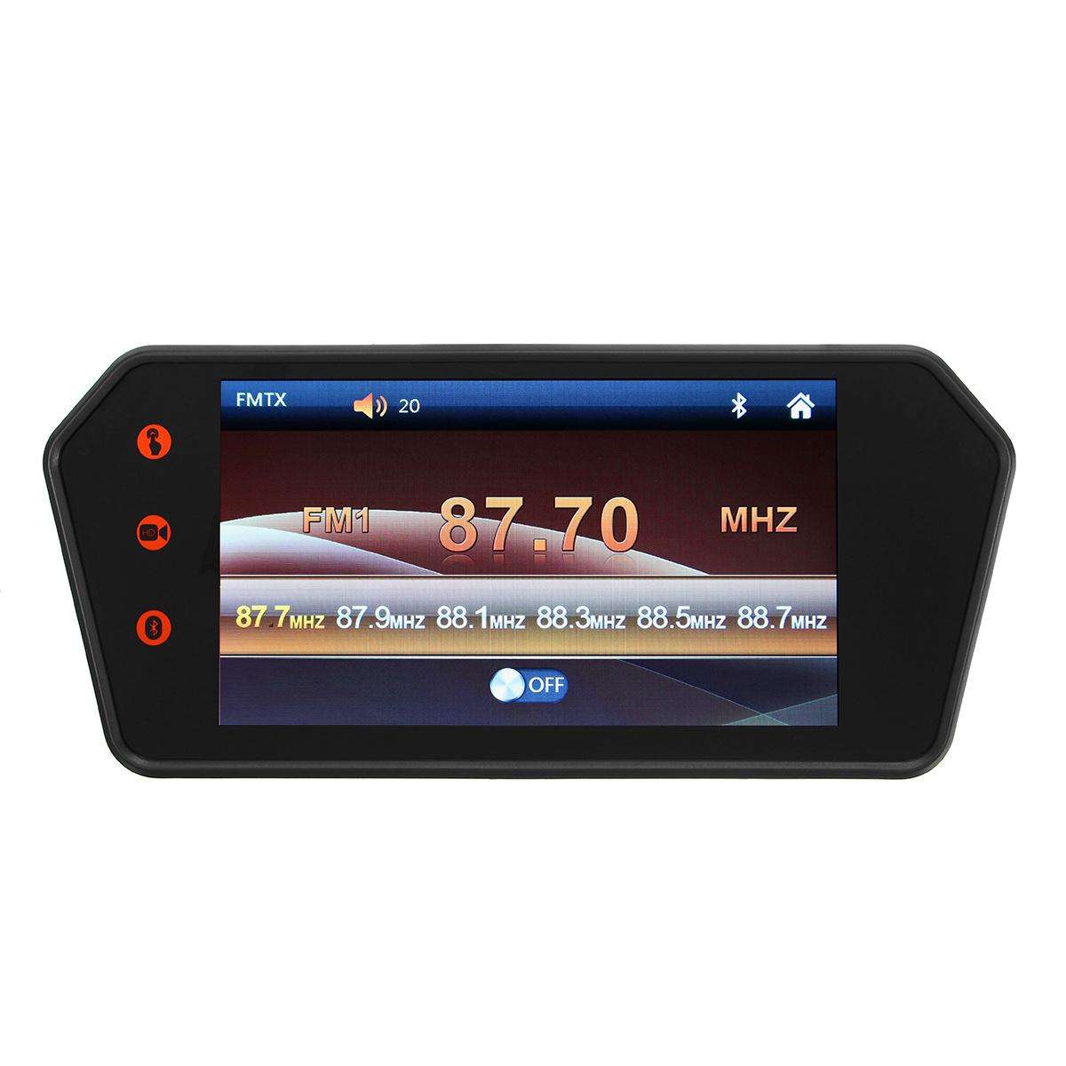 خرید اینترنتی                     مانیتور تصویری آینه ای خودرو مدل M7-Touch-A