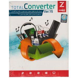 مجموعه نرم افزار زیتون Total Converter v15