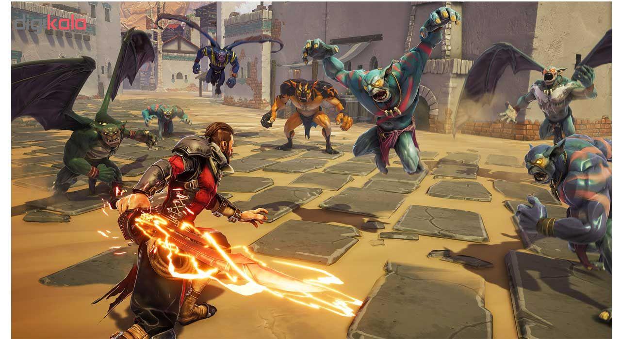 بازی Extinction مخصوص کامپیوتر